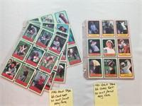 1981 GOLF PGA 66 card set. And 1982 GOLF PGA 66