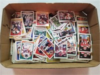 400+ Football Cards. 1980-1990's. Good condition.