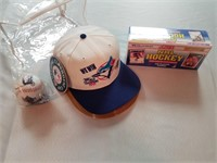 1993 Blue Jay's World Series Hat. (See final