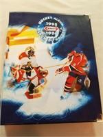 1995-96 KRAFT Hockey Complete Factory set