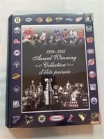 1994-95 KRAFT Hockey. Complete Factory Set
