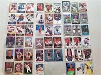 Lot of 52 Baseball and Hockey Rookies. 8 sports