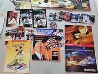 Large lot of multiple sports. *see last photo f