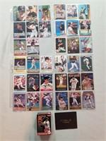 35- Various Cal Ripken Cards.