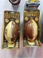 Lot of Football Collectibles.