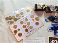 Miscellaneous Hockey Collectibles. See Final