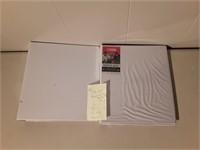 2 Binders 1 Tv Collector Cards 90210 & 99 - 00