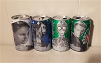 24 Empty Collector Star Wars Pop Cans Pepsi
