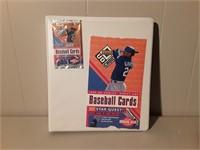 Binder 1999 Upperdeck Baseball Choice Series One