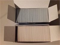 2 Boxes Of 91-92 Opc Vend Pak Hockey Cards