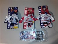 2003 Miniature Collector Hockey Sweaters