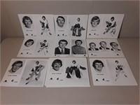 1972 Team Canada Studio Photos