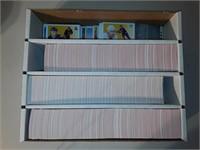 Lg Box Of Assorted Hockey Cards