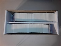 91 Box Lot Of Ohl Cards