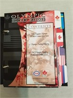 Esso Olympic Hockey Heros Book.