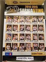 Sarnia Sting Poster.
