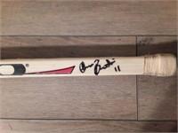 1997-98 Sarnia Sting Used Team Signed Stick