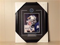 Toronto Maple Leafs Ed Belfour Signed Picture In
