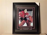 1988 Tony Esposito Chicago Blackhawks # 35 Hockey