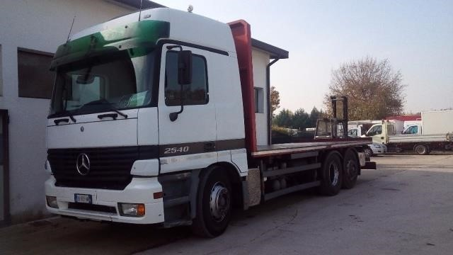 Mercedes-Benz ACTROS 2540 #Used