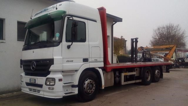 Mercedes-Benz ACTROS 2548 #Used