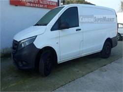 MERCEDES-BENZ VITO  used