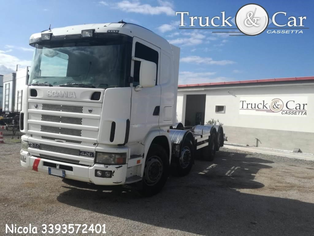 Scania R124G420 #Used