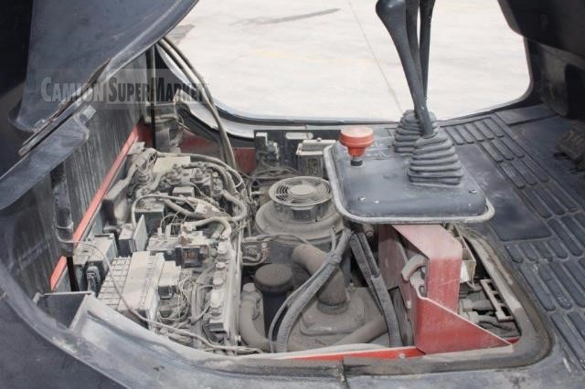 Linde E40 Usato 1998