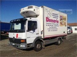 MERCEDES-BENZ ATEGO 1017  used