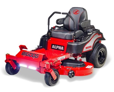 BIGDOG Zero Turn Lawn Mowers For Sale - 63 Listings