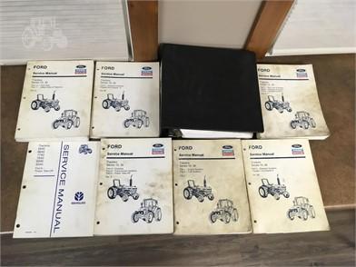 Ford Anleitung Auktionsergebnisse - 11 Auflistungen | TractorHouse on