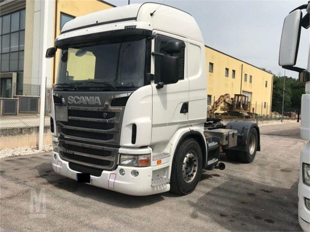 2009 SCANIA G440 For Sale In CALENZANO, FI Italy