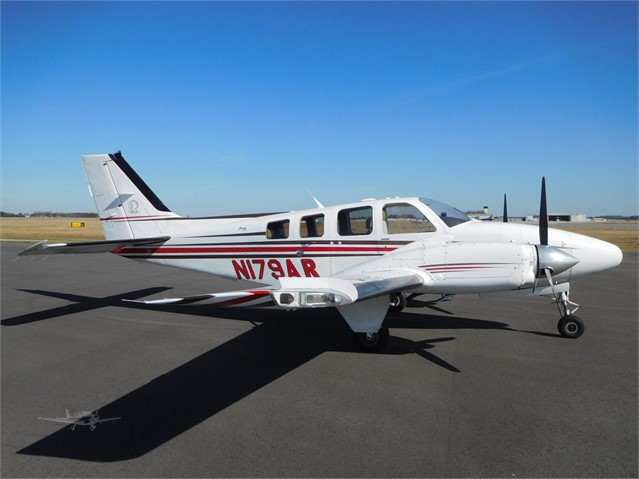 2005 BEECHCRAFT 58 BARON For Sale In Greensboro, North Carolina