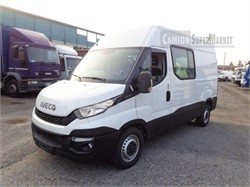 IVECO DAILY 35S17  used
