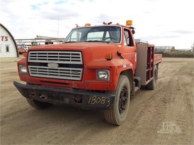 Dismantled Units | Saskatoon Truck Parts Centre Ltd