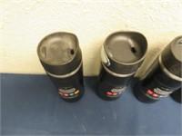 (4) Savor Vacuum Insulated Tumblers