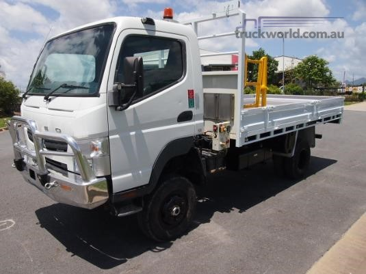 2012 Fuso Canter FG 4x4 - Trucks for Sale