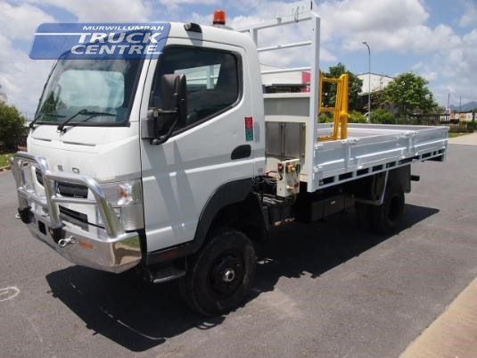 2012 Fuso Canter FG 4x4 Murwillumbah Truck Centre - Trucks for Sale
