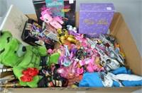 Toys, Dolls, Action Figures, Comics & Video Games