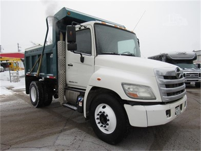 Trucks For Sale In Wi >> Hino Trucks For Sale In Milwaukee Wisconsin 46 Listings