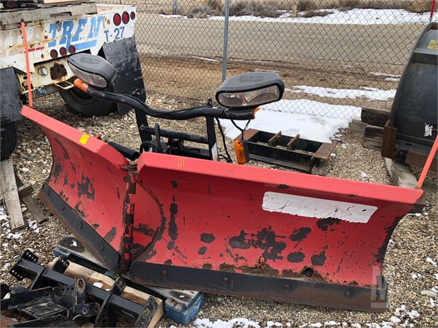 The Boss Snow Plow For Sale In Boise Idaho Marketbook Ca