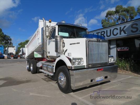 2009 Western Star 4800FX Trucks for Sale