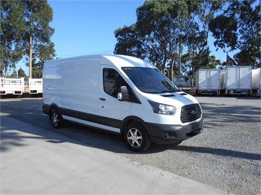 98ed48ba2f Ford Transit VO 350L Mid Roof LWB Van - Dealer Used Light Commercial ...