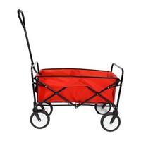 Outdoor Collapsible Utility Wagon,Folding
