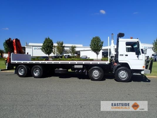 1998 Volvo FL10 Eastside Commercials - Trucks for Sale