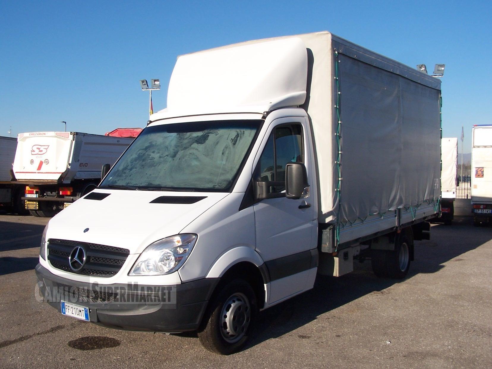 Mercedes-Benz SPRINTER 411 Usato 2010