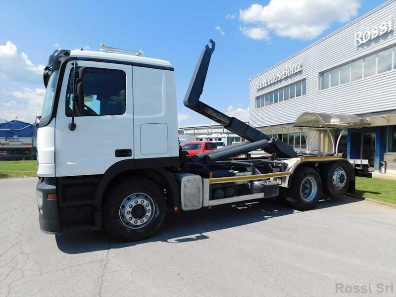 Mercedes-Benz ACTROS 1841 #Used