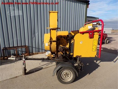 VERMEER Wood Chippers Forestry Equipment For Sale - 257 Listings