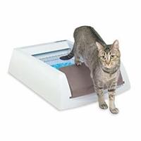 PetSafe ScoopFree Self-Cleaning Cat Litter Box,