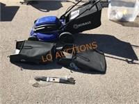 NEW 120V Electric Kobalt Lawn Mower +